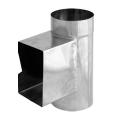 Wyczystka prostokątna kwasoodporna SPIROFLEX Ø 250mm
