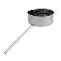 Odskraplacz żaroodporny SPIROFLEX Ø 250mm gr.1,0mm