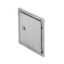Drzwi wyczystki nierdzewne SPIROFLEX Ø 120mm