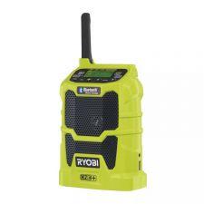 AKUMULATOROWE RADIO BLUETOOTH R18R-0 18V 0*AH ONE+