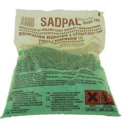 Katalizator do spalania sadzy sadpal 1kg