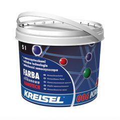 Farba silikonowa Kreisel NANOTECH 006,  5 l