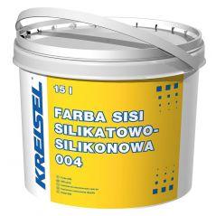 Farba silikatowo-silikonowa SISI Kreisel 004, 15 l