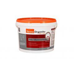 Farba silikonowa Termo Organika SILVER TO-FSS, 5 l