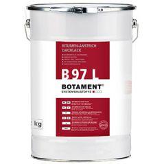 BOTAMENT B 97 L Powłoka bitumiczna/Lakier do dachów 10 litrów