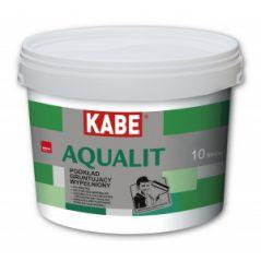 KABE AQUALIT podkład gruntujący pod dyspersyjne farby do wnętrz, 10 litrów