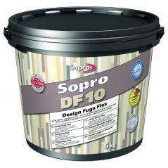 SOPRO fuga do płytek ceramicznych i kamienia naturalnego - DF 10 - 2,5 kg, 1-10 mm,