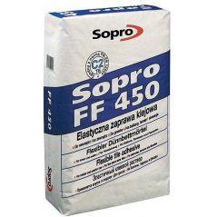 SOPRO elastyczny klej do płytek FF 450, 25 kg