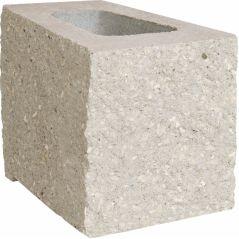 CJBLOK Pustak betonowy oporowy PBO-25 N 1/2 GARDEN łupany prosto