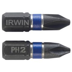 GROT UDAROWY JEDNOSTRONNY PH2 25MM 2 SZT.