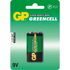 BATERIA GREENCELL 9.0V 1604G
