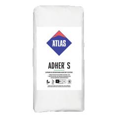 ATLAS ADHER S 25 kg - warstwa kontaktowa systemu BETONER