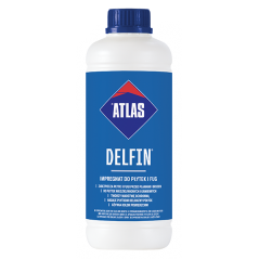ATLAS DELFIN 5 litrów - impregnat do płytek i fug