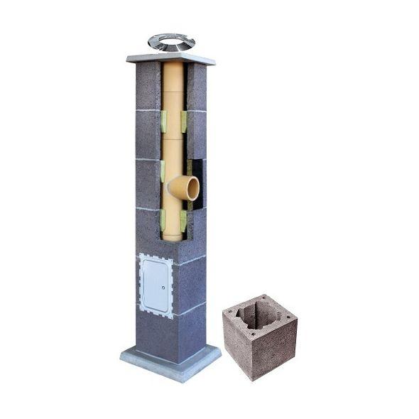 System Kominowy Ceramiczny LEIER Basic Ø 160mm