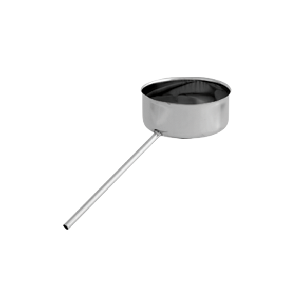 Odskraplacz nierdzewny SPIROFLEX Ø 140mm