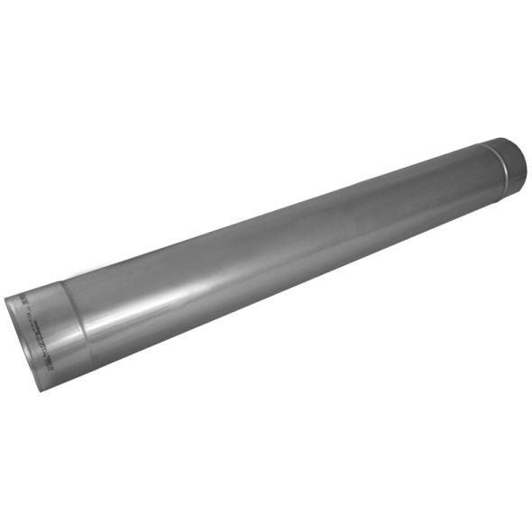 Rura prosta KOMINUS KZS Ø 130mm 1mb gr.0,8mm